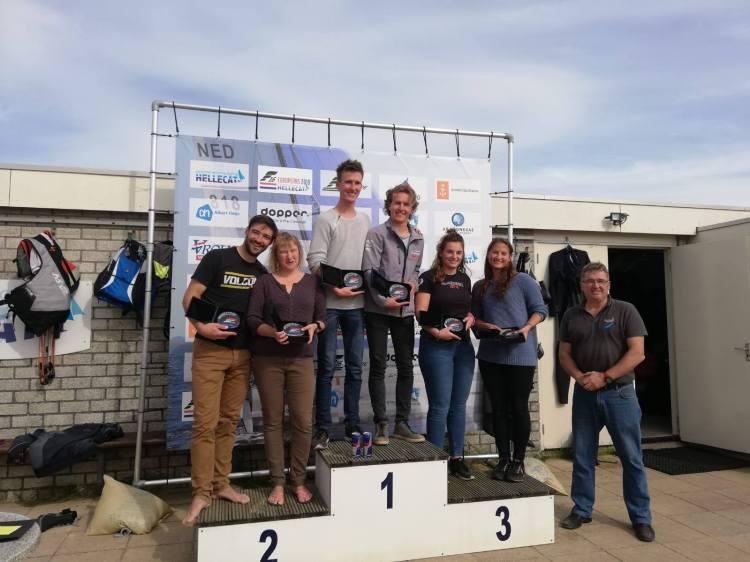 OKK F16 2018 podium